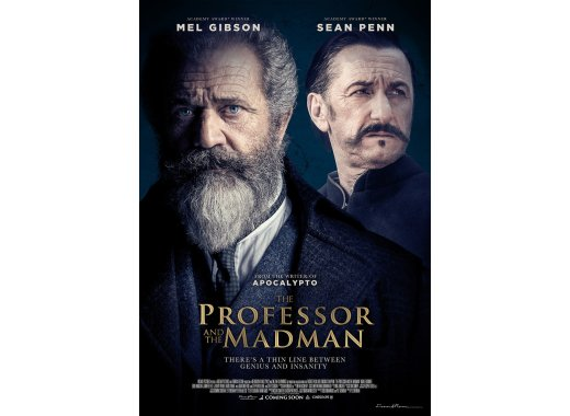 Movies @ the Library: The Professor and the Madman