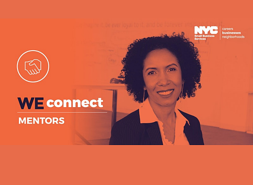 WE NYC x Small Business Mentors x BE NYC: Mentor Session Round Robin
