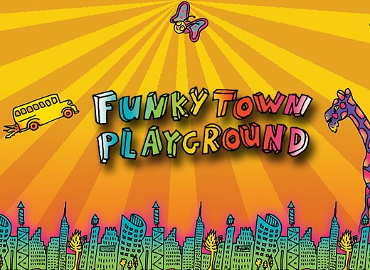 Stomp, Clap & Sing with Aly Sunshine from Funkytown Playground