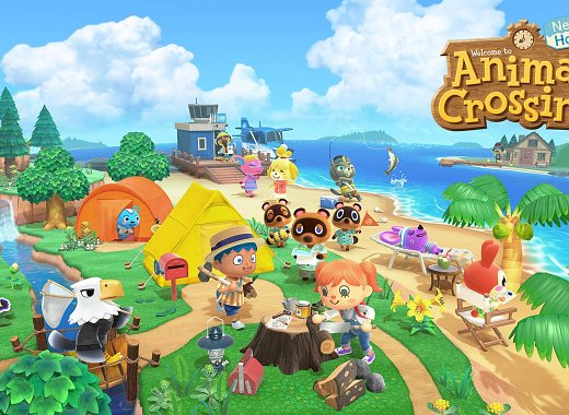 Animal Crossing Island Tour