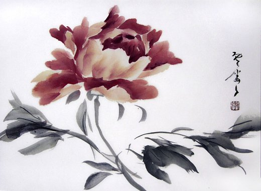 Celebrating Asian Heritage Month with Asian Brush Painting