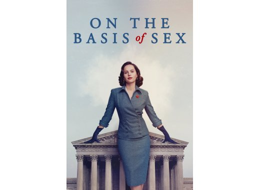 Movies @ the Library:  On the Basis of Sex