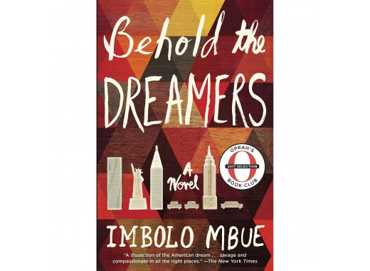 Book Discussion - Behold the DREAMERS by Imbolo Mbue