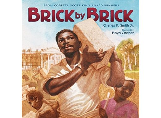 """Brick by Brick,"" A Meet the Author event with Charles Smith Jr."