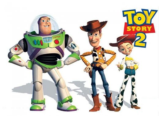 Movies @ the Library: Toy Story 2