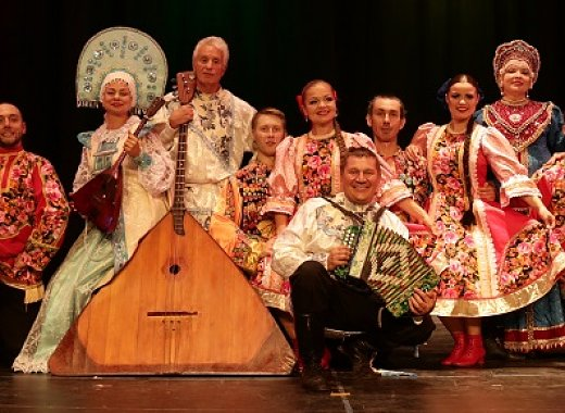 Ensemble Barynya — Russian music, dance and song