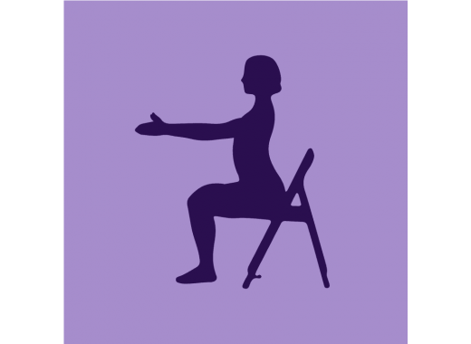 Chair Yoga at Dyker