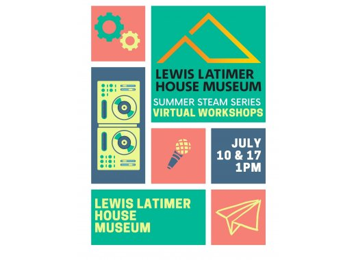 Music Making Engineering Tinker Summer Festival with the Lewis Latimer House Museum