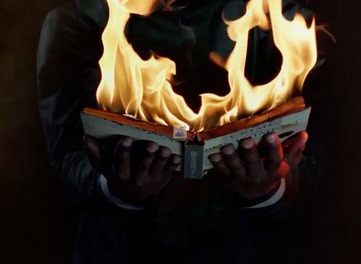 Central Library Friday Film Club: Fahrenheit 451