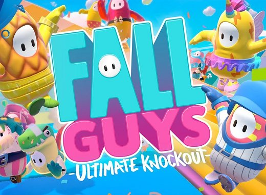 Virtual Fall Guys: Ultimate Knockout