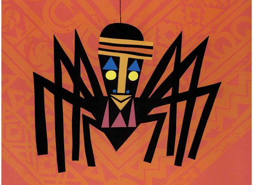 Puppet Show: Anansi the Spider