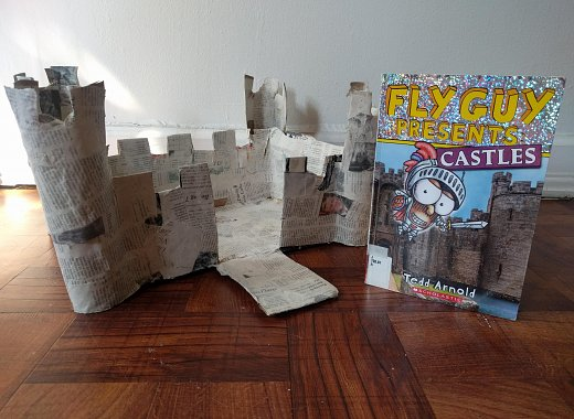 Kids Create: Fly Guy's Castle