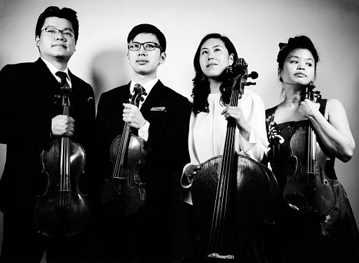 Classical Interludes: Formosa Quartet