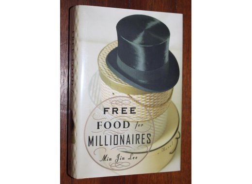 Book Discussion: Free Food for Millionaires by Min Jin Lee