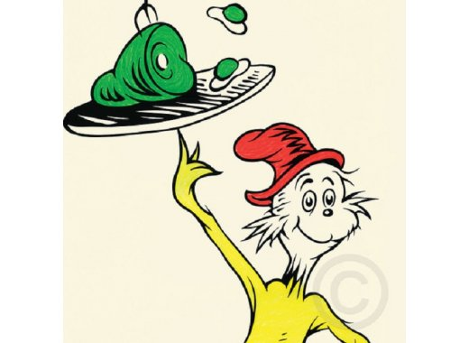 Teen CookOut - Green Eggs and Ham