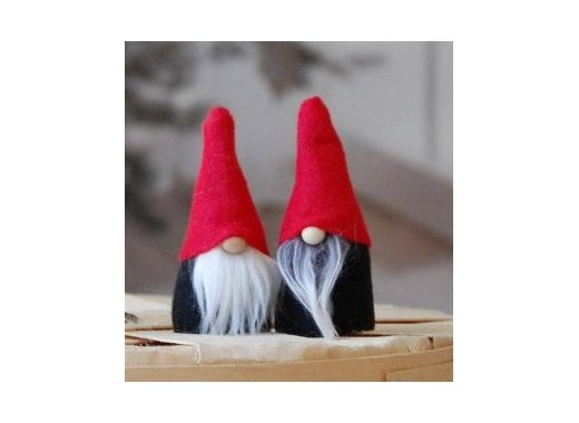 DIY: Holiday Gnomes