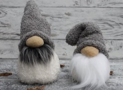 DIY: Winter Gnomes