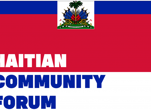 NYC's Mayor's Officer of Immigrant Affairs Hosts A Haitian Community Forum