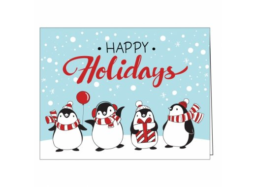 HOLIDAY CARDMAKING