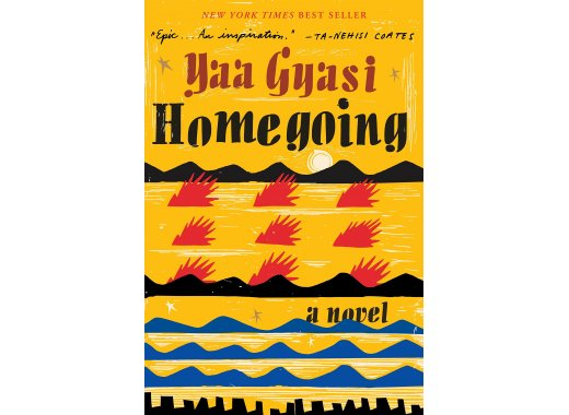 Book Discussion: Homegoing by Yaa Gyasi
