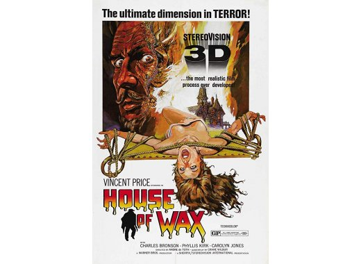 Shock-Tober Film Series : House of Wax