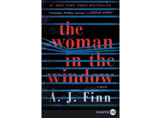 "Adult Book Discussion : ""The Woman in the Window"" by A. J. Finn"