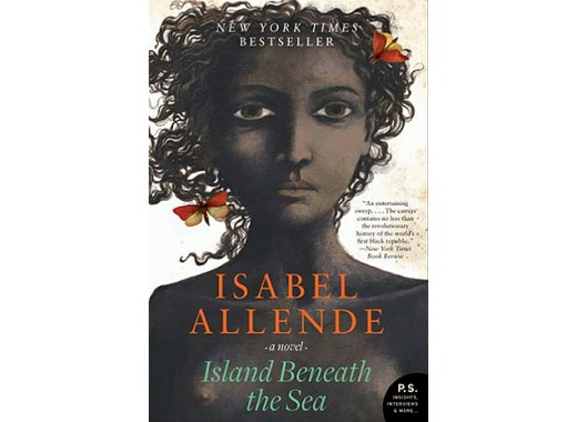 Latino Book Club: Island Beneath the Sea by Isabel Allende