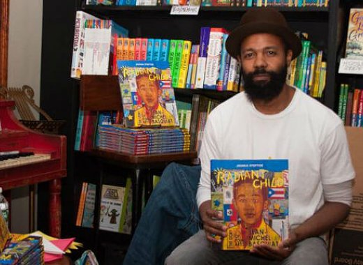 Summer Reading: Author/Illustrator Javaka Steptoe