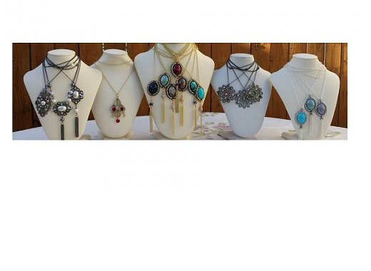 Jewelry Making Workshop with Chaya Adler