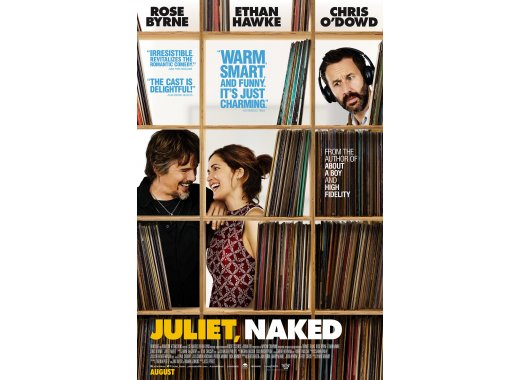 Movies @ the Library: Juliet, Naked