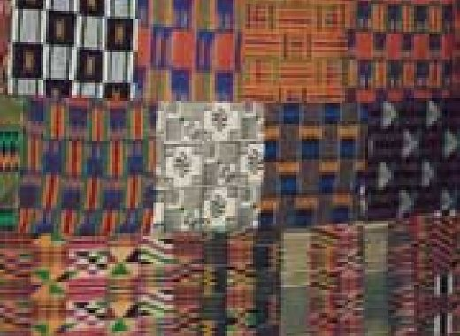 Kids Create: Kente Cloth