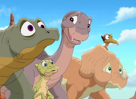 Movies @ the Library: The Land Before Time