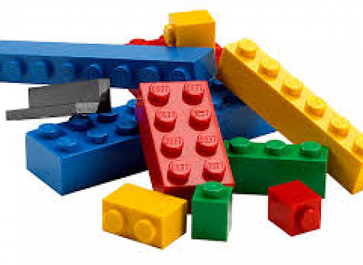 Build with LEGO: