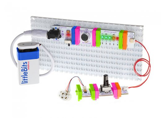 Kids Create with littleBits
