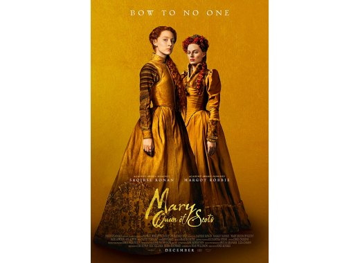Movies @ the Library: Mary Queen of Scots