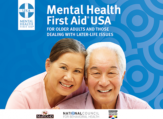 Older Adults Mental Health First Aid