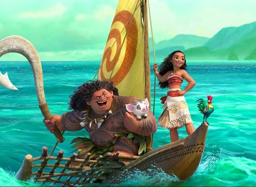 Film Screening: Moana (2017)