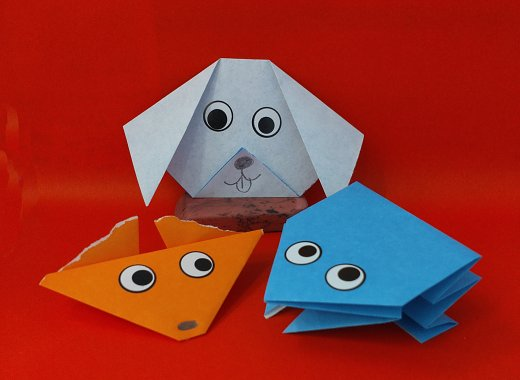 Grab and Go Kits: Origami for Kids