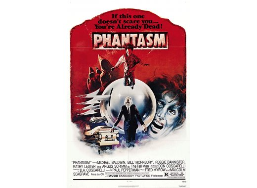 Shock-Tober Film Series : Phantasm