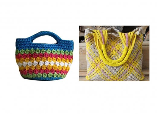 Learn To Crochet Bags