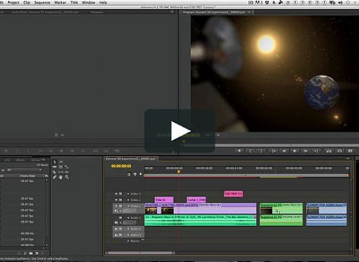 Intro to Video Editing with Premiere Pro