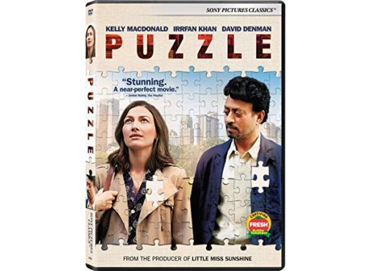 Movies @ the Library: Puzzle (R)