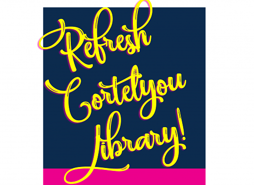 Fundraiser: Refresh Cortelyou Library