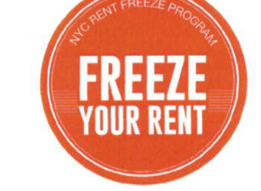 SCRIE: #RentFreeze Homeowners and Tenants Enrollment Event