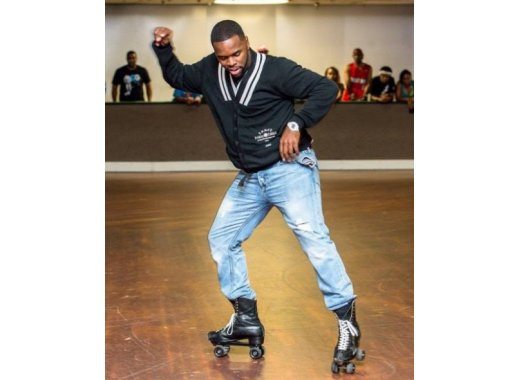"""Empire Skate"" with Reggie Brown"