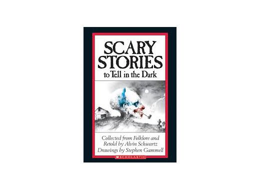 Book Adventures : Scary Stories To Tell In The Dark