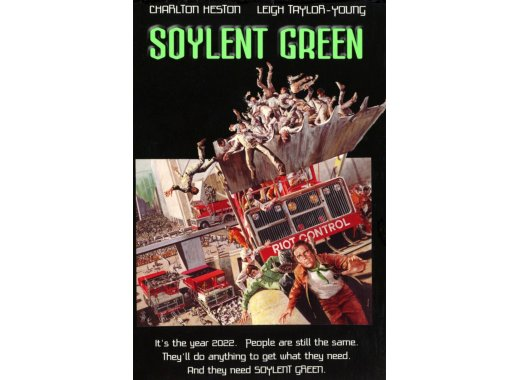 Science Fiction Film Series : Soylent Green