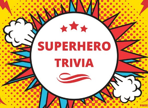 Teen Superhero Trivia