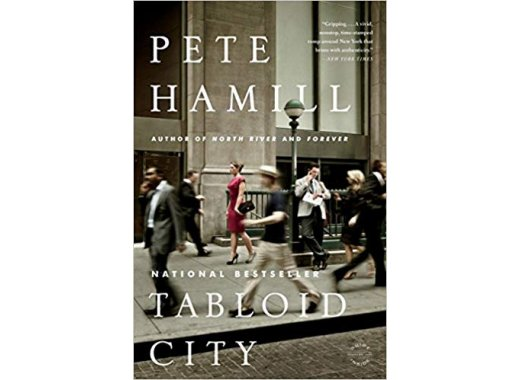 Book Discussion - Tabloid City by Pete Hamill