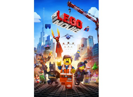 Movies @ the Library: The LEGO Movie